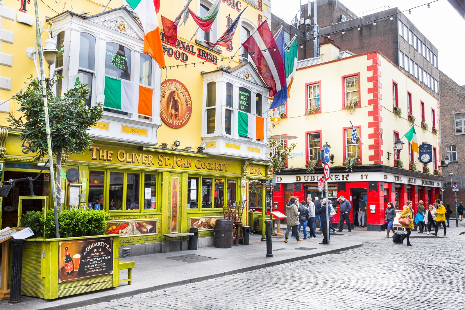 Best Places to Eat in Ireland