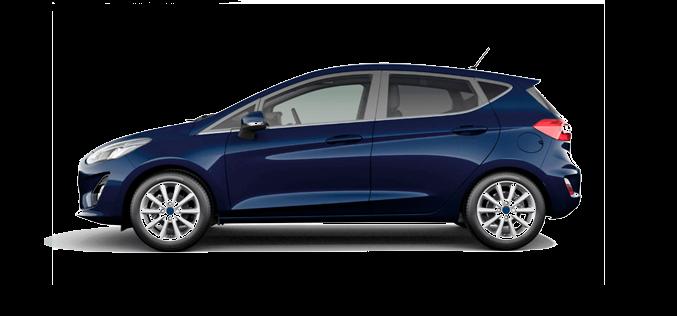 Ford Fiesta Car Rental at Dublin Airport