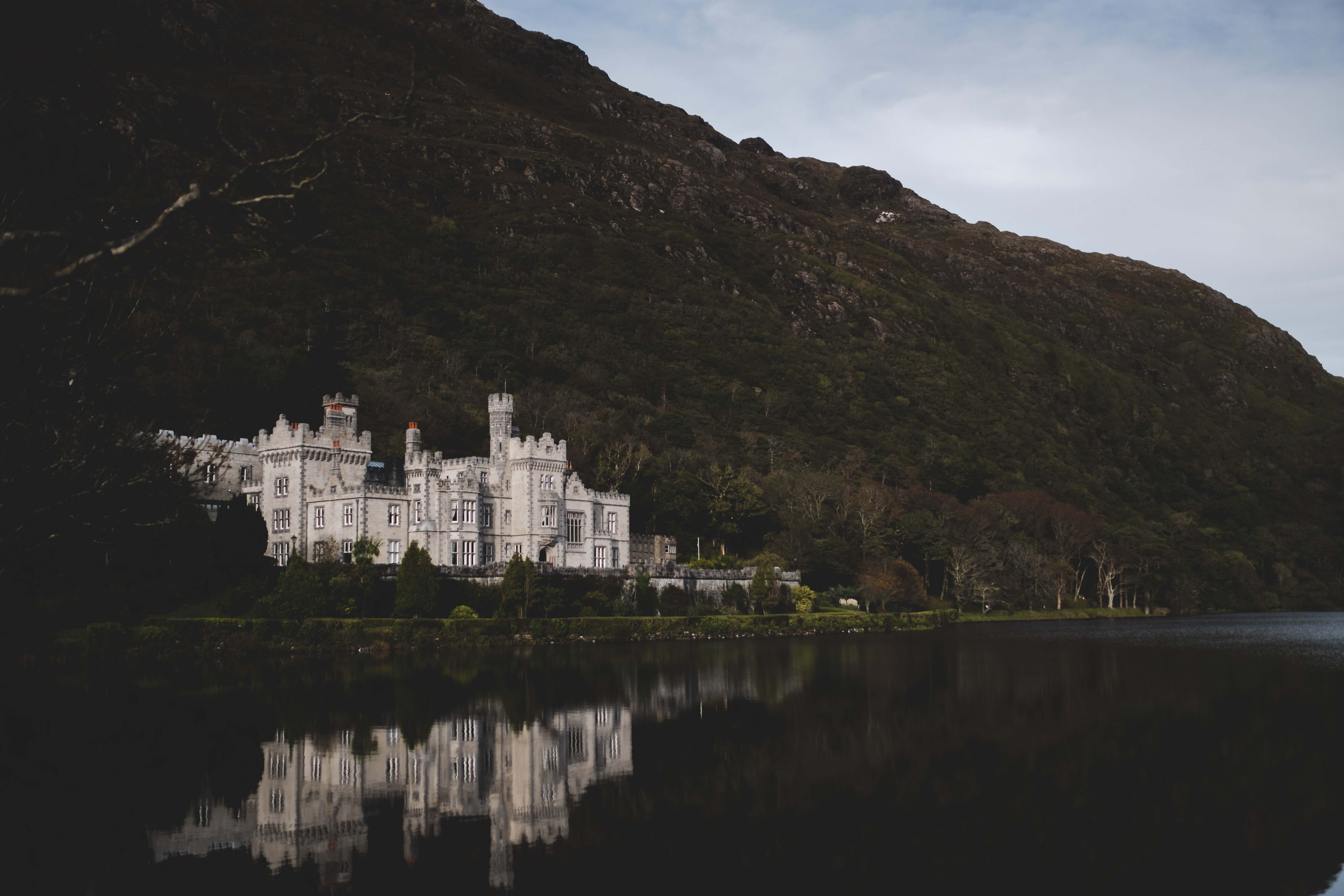 Kylemore Abbey Castle Hotel Ireland