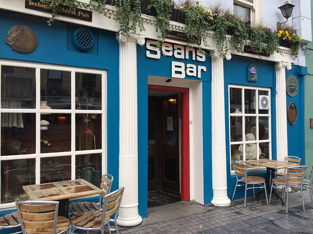 Sean's Bar Athlone Oldest Bar in Ireland